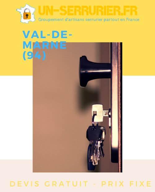 Serrurier Val-de-Marne (94)